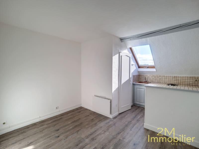 Rental apartment Melun 410€ CC - Picture 1