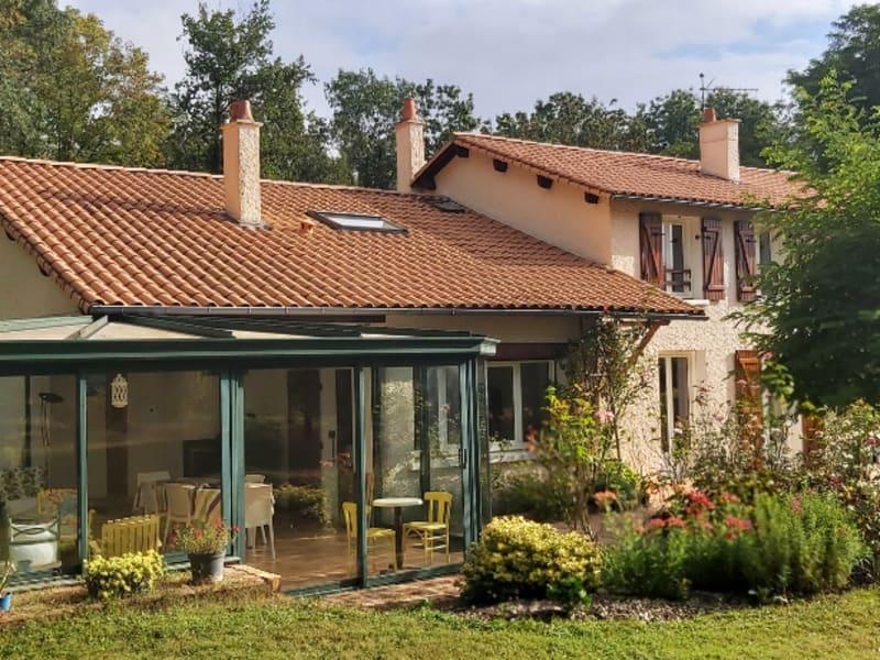 Sale house / villa Chauray 396900€ - Picture 2