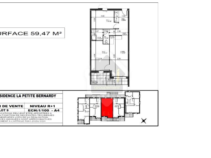 Vente appartement Pernes les fontaines 200000€ - Photo 10