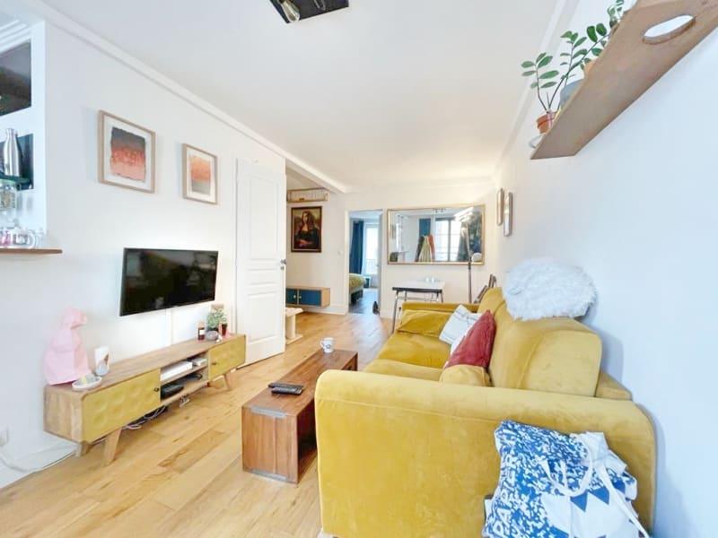 Vente appartement Paris 11ème 565000€ - Photo 3