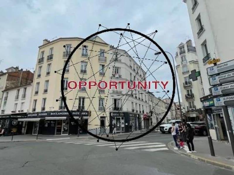 Vente appartement Vincennes 220000€ - Photo 1