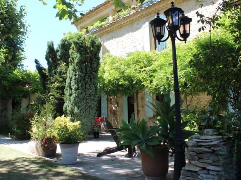 Vente de prestige maison / villa Avignon 1250000€ - Photo 1