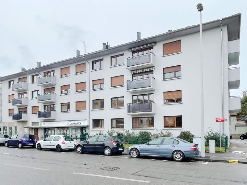 Vente appartement Strasbourg 189000€ - Photo 7
