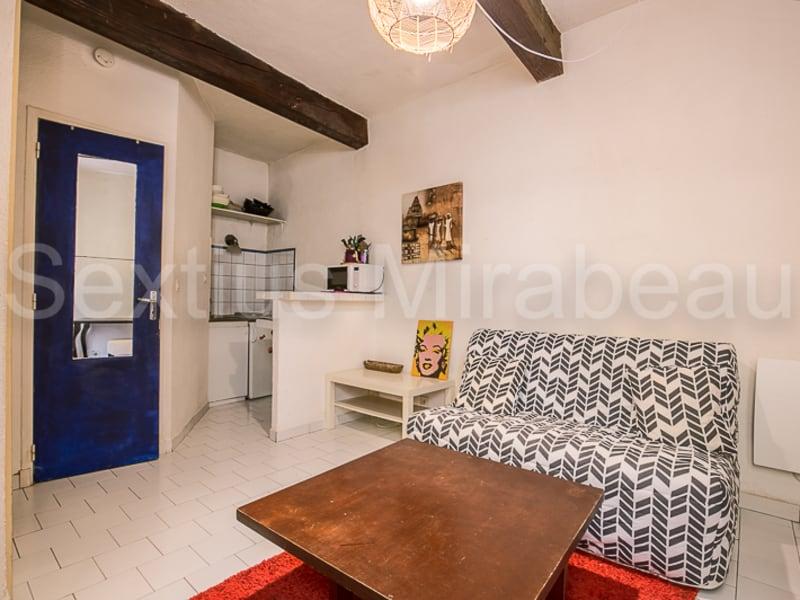 Location appartement Aix en provence 510€ CC - Photo 1