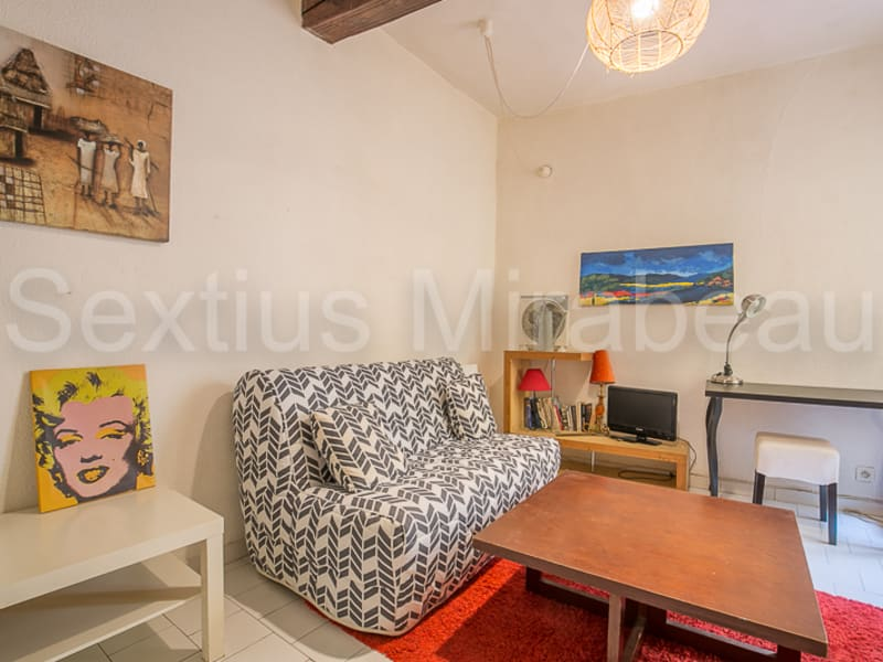 Location appartement Aix en provence 510€ CC - Photo 2