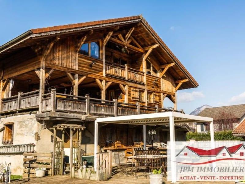 Sale house / villa Vougy 890000€ - Picture 7