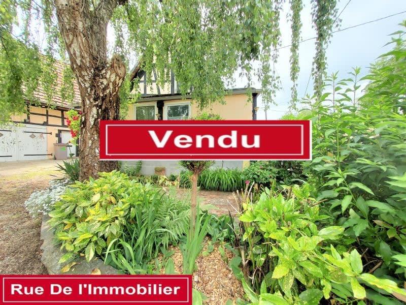 Sale house / villa Ringendorf 207000€ - Picture 2