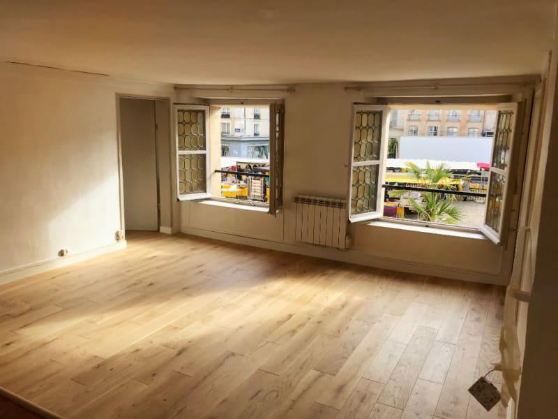 Rental apartment Versailles 950€ CC - Picture 1