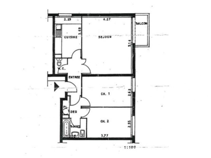 Venta  apartamento Montigny le bretonneux 257250€ - Fotografía 6