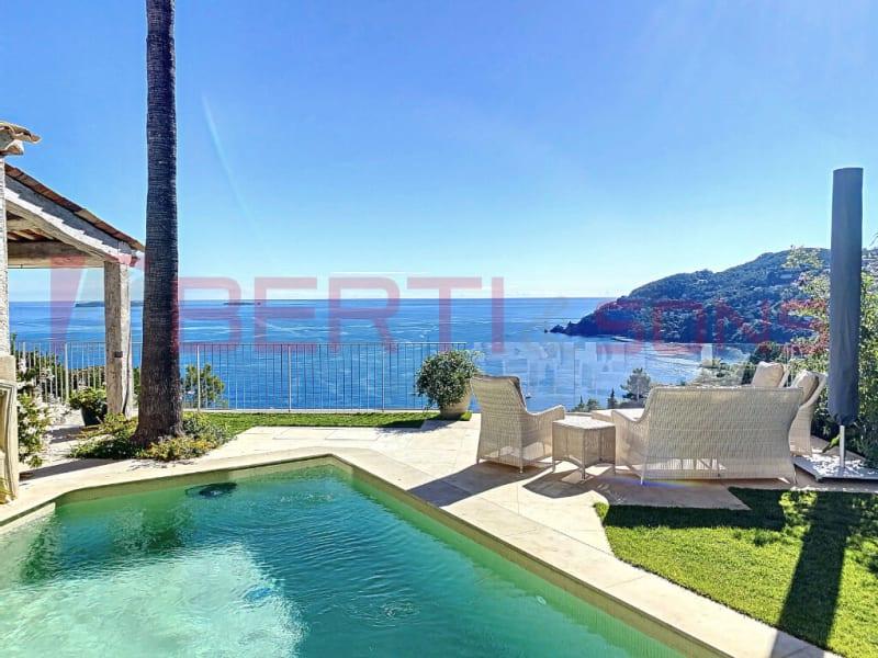 Deluxe sale house / villa Theoule sur mer 3500000€ - Picture 1