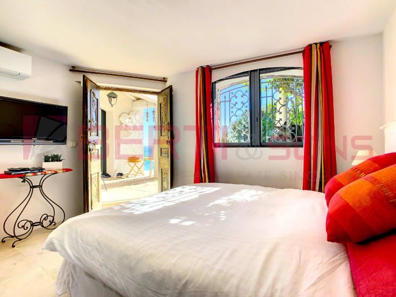 Deluxe sale house / villa Theoule sur mer 3500000€ - Picture 10