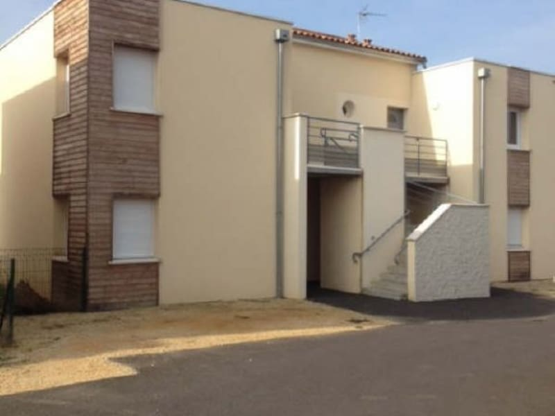 Location appartement Poitiers 570€ CC - Photo 1
