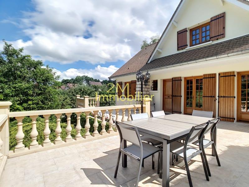 Vente maison / villa Dammarie les lys 455000€ - Photo 5