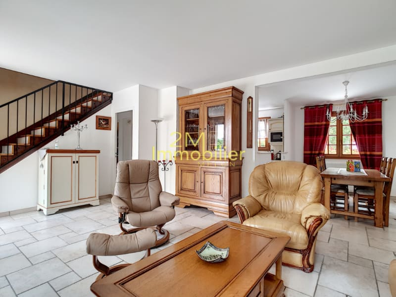 Vente maison / villa Dammarie les lys 455000€ - Photo 6