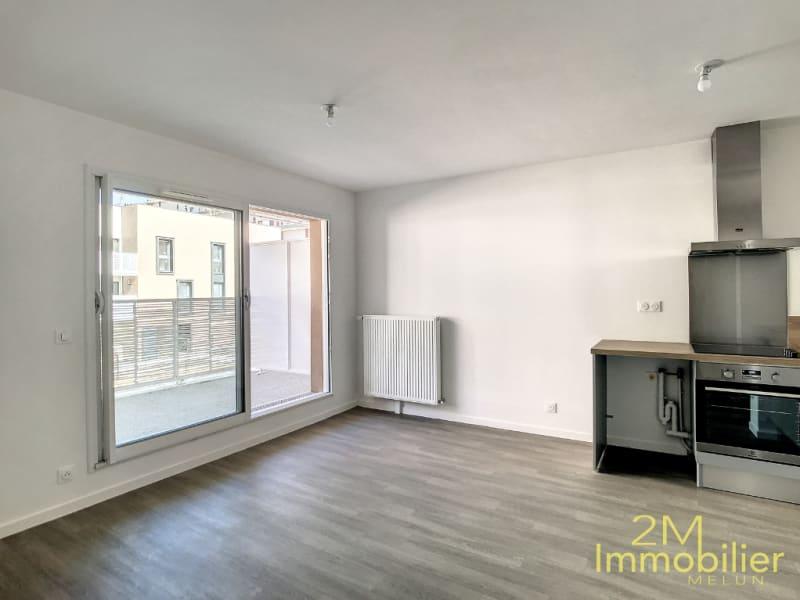Rental apartment Melun 690€ CC - Picture 1