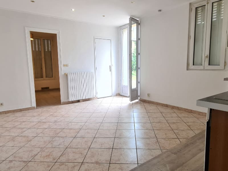 Rental apartment Arnouville 770€ CC - Picture 2