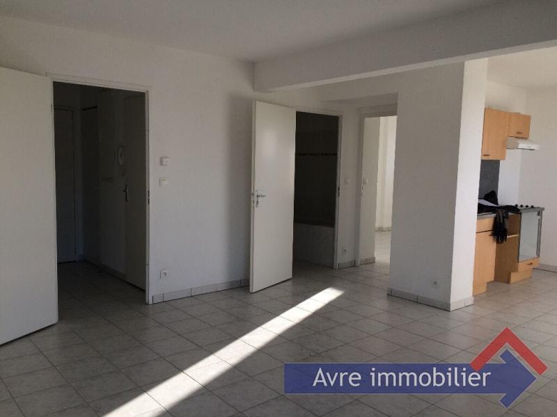 Location appartement Verneuil d avre et d iton 524€ CC - Photo 1