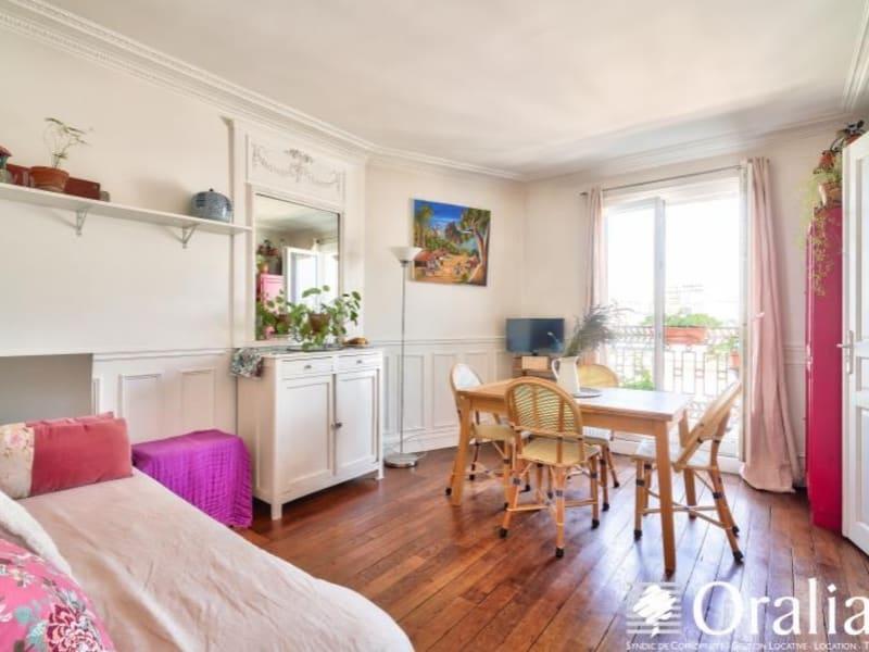 Vente appartement Paris 17ème 698000€ - Photo 2