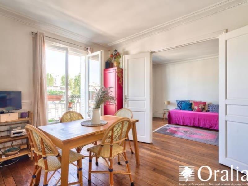 Vente appartement Paris 17ème 698000€ - Photo 3