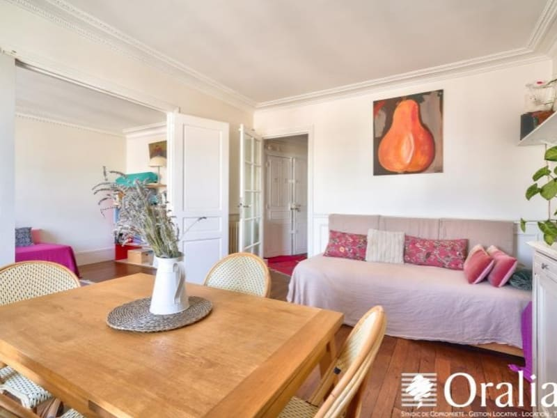 Vente appartement Paris 17ème 698000€ - Photo 4