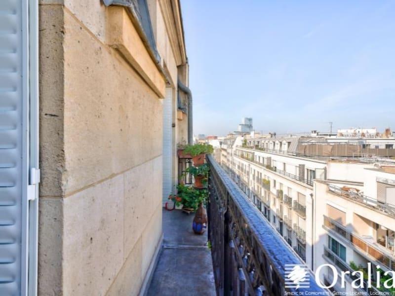 Vente appartement Paris 17ème 698000€ - Photo 5