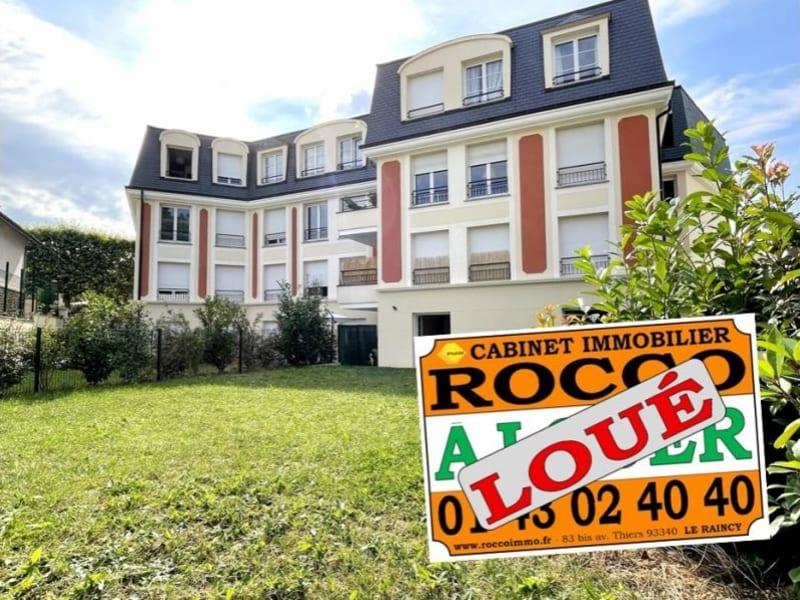 Rental apartment Le raincy 1095€ CC - Picture 1