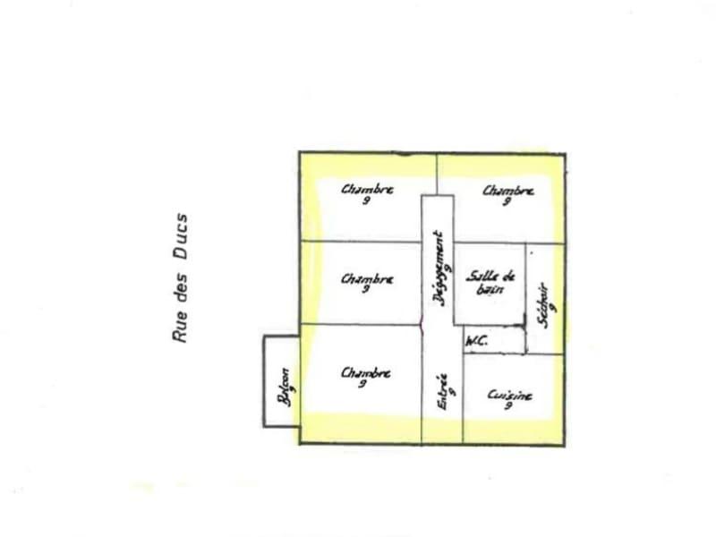 Vente appartement Strasbourg 189000€ - Photo 8