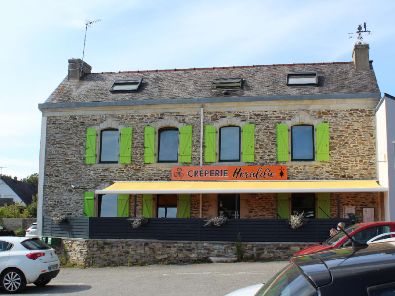 Vente immeuble Clohars carnoet 323950€ - Photo 1