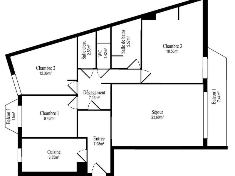 Vente appartement Vanves 740000€ - Photo 13