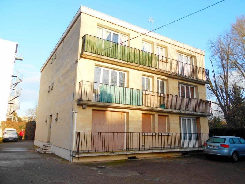 Rental apartment Poissy 700€ CC - Picture 1