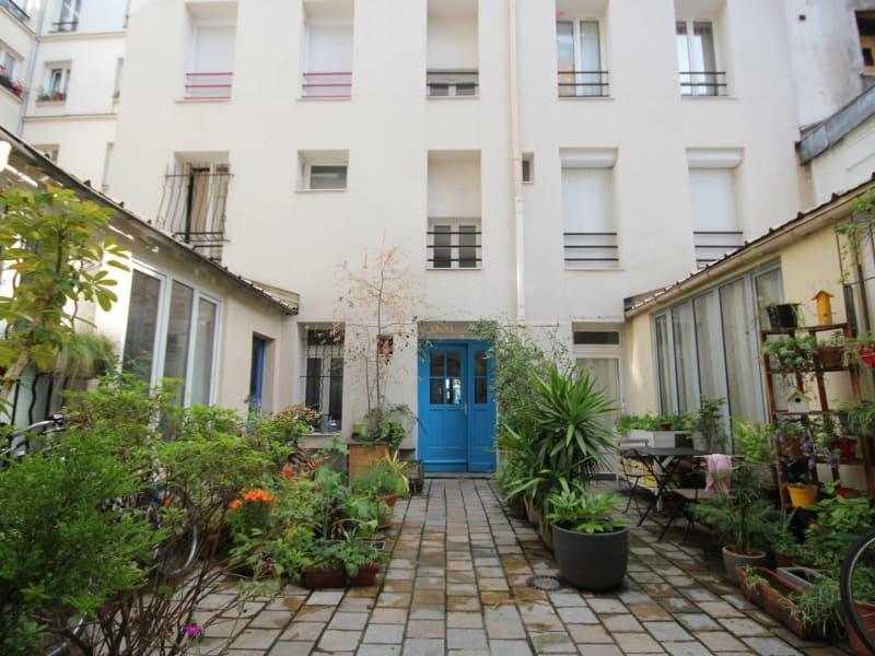 Vente appartement Paris 18ème 219000€ - Photo 2