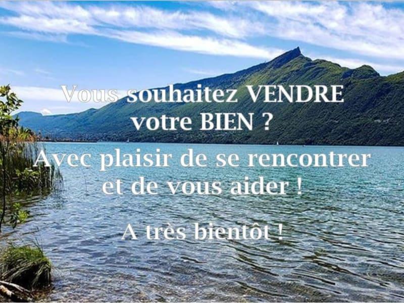 Sale apartment Aix-les-bains  - Picture 1
