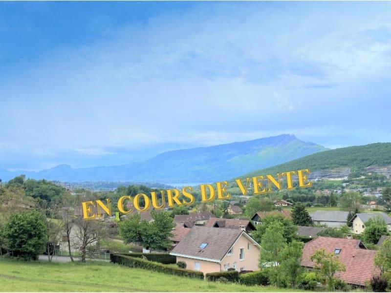 Sale house / villa Aix-les-bains 515000€ - Picture 1