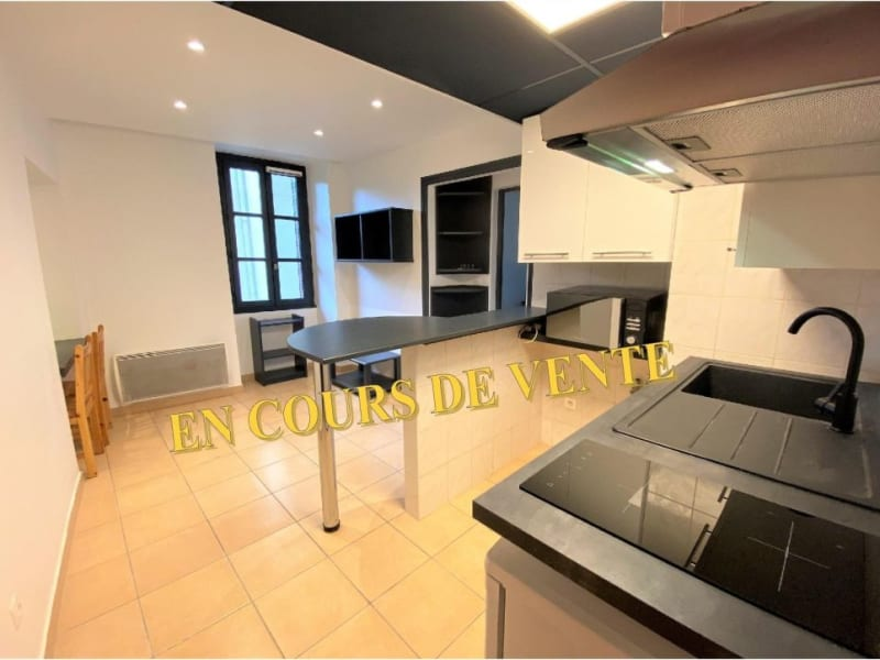 Sale apartment Aix-les-bains 127000€ - Picture 1
