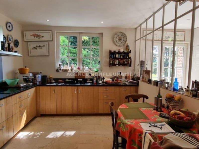 Vente maison / villa Honfleur 850000€ - Photo 2