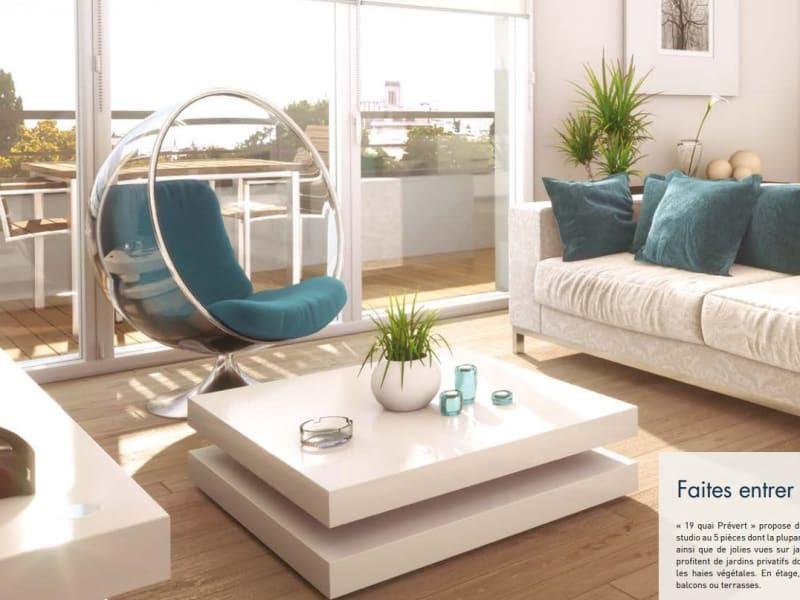 Vente appartement Meaux 292000€ - Photo 1