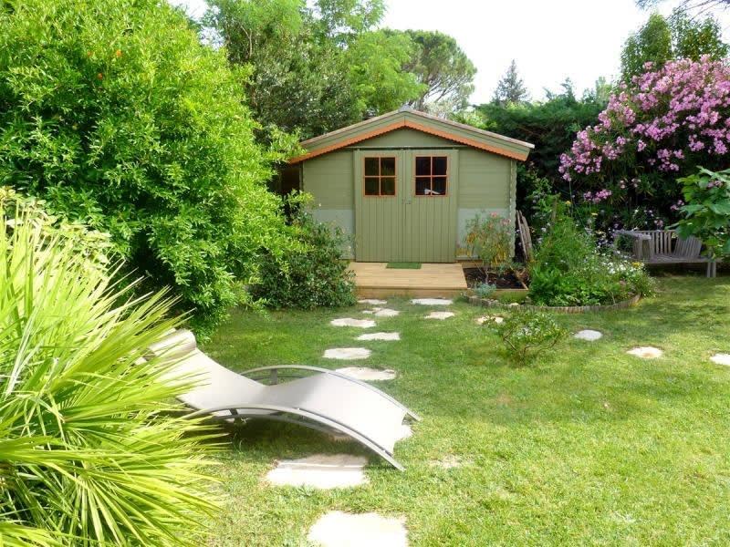 Sale house / villa Morieres les avignon 372000€ - Picture 1