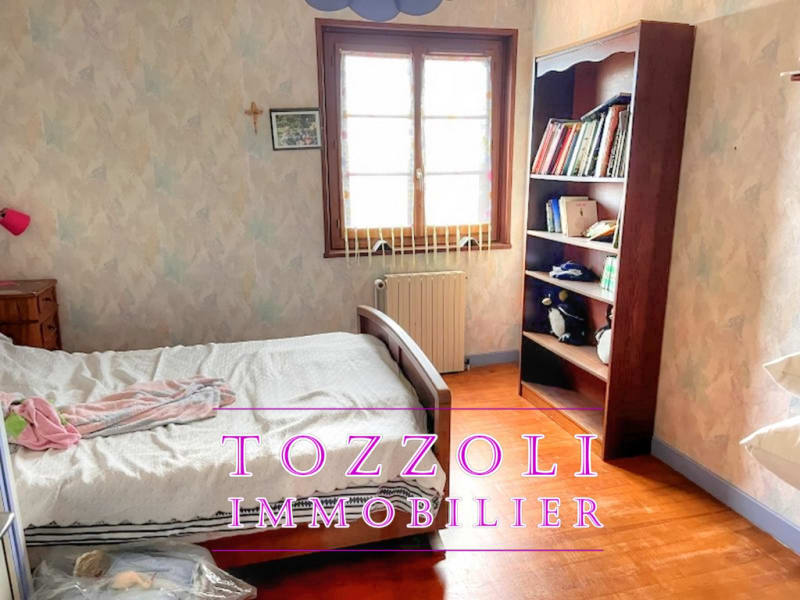 Sale house / villa Saint quentin fallavier 387000€ - Picture 11