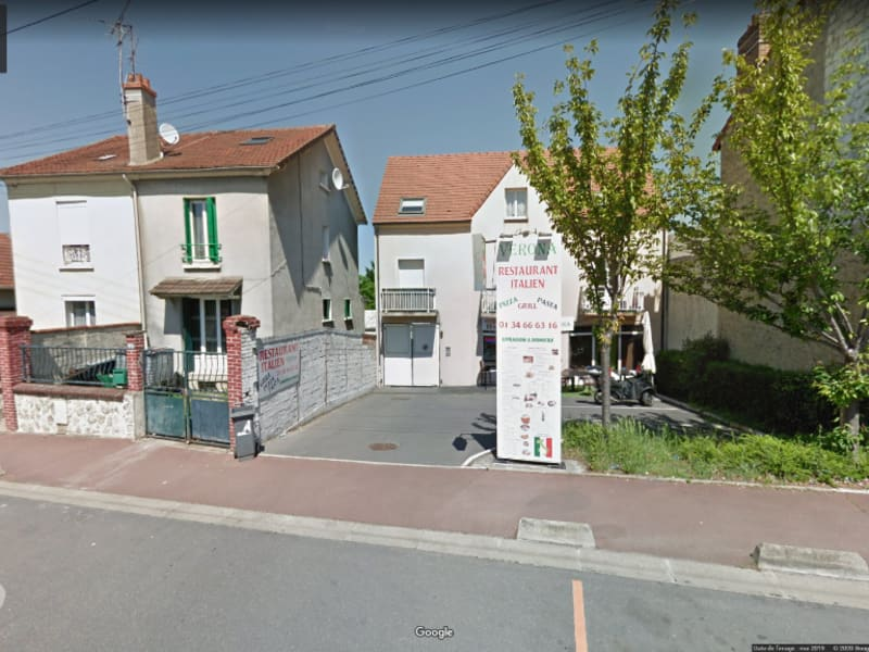 Rental parking spaces Pierrelaye 75€ CC - Picture 3