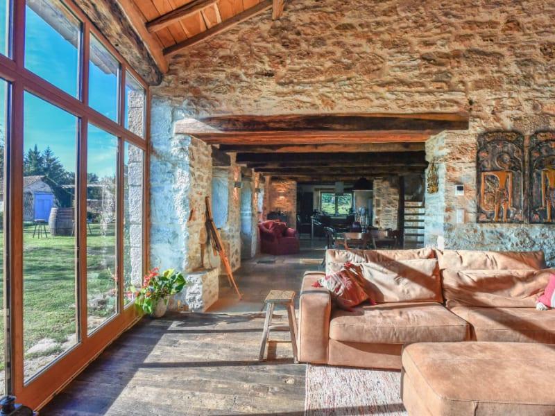 Vente maison / villa Promilhanes 551400€ - Photo 1