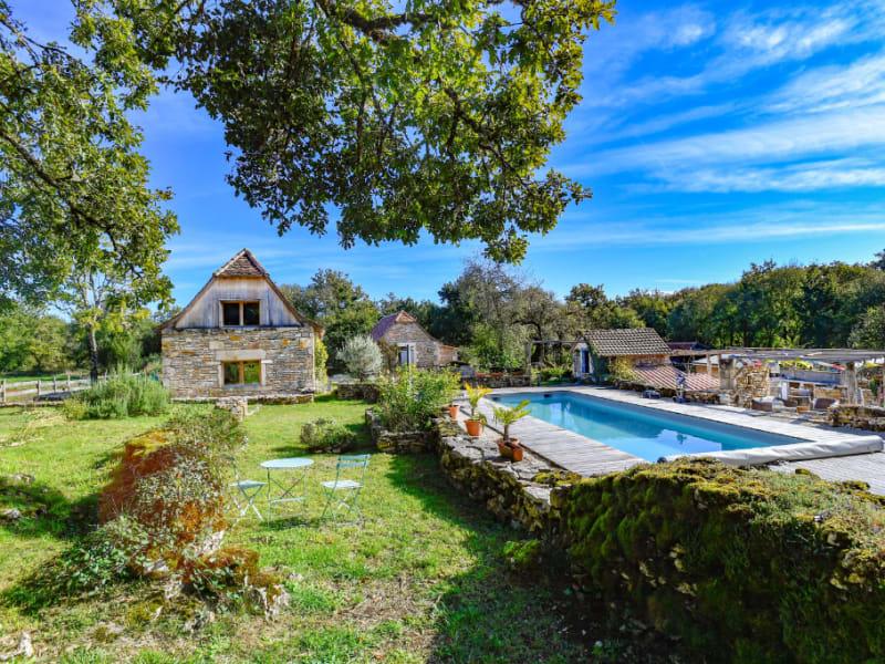 Vente maison / villa Promilhanes 551400€ - Photo 6