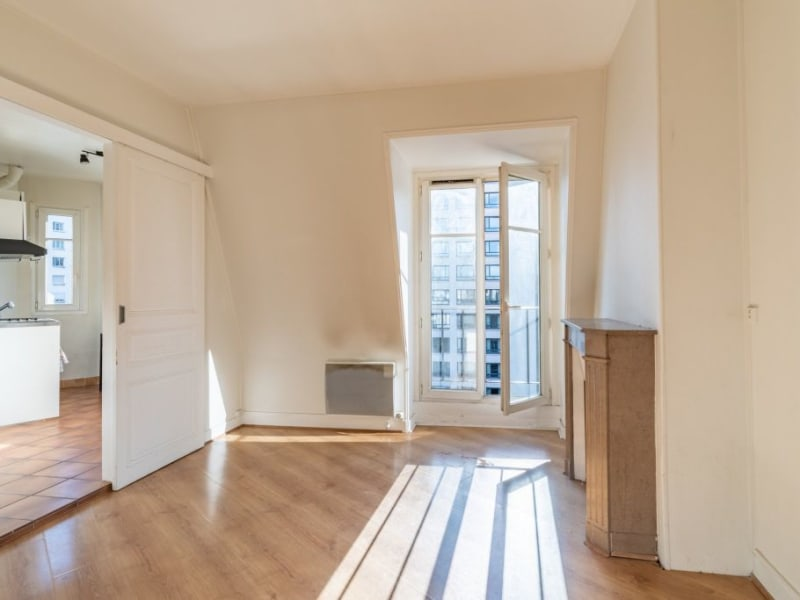 Sale apartment Paris 435000€ - Picture 2