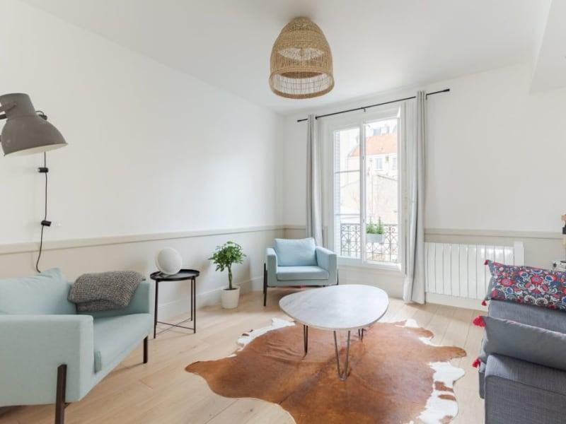Sale apartment Paris 15ème 490000€ - Picture 3