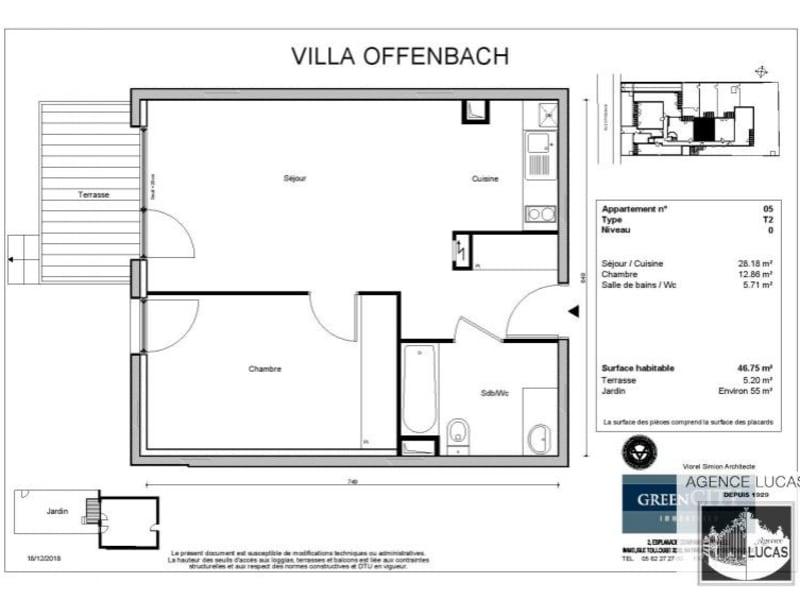 Location appartement Villemomble 885€ CC - Photo 2