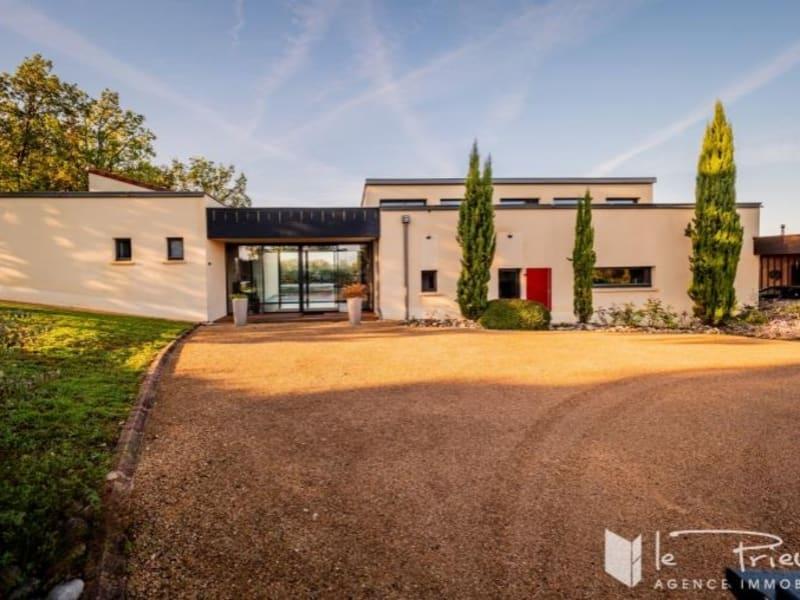 Verkauf von luxusobjekt haus Loupiac 550000€ - Fotografie 1