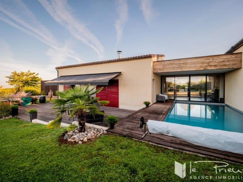 Verkauf von luxusobjekt haus Loupiac 550000€ - Fotografie 2