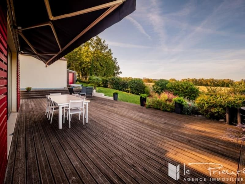 Verkauf von luxusobjekt haus Loupiac 550000€ - Fotografie 3