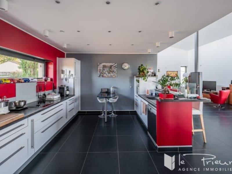Verkauf von luxusobjekt haus Loupiac 550000€ - Fotografie 5