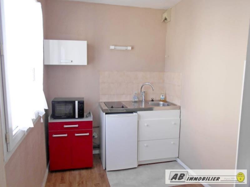Rental apartment Les mureaux 520€ CC - Picture 3