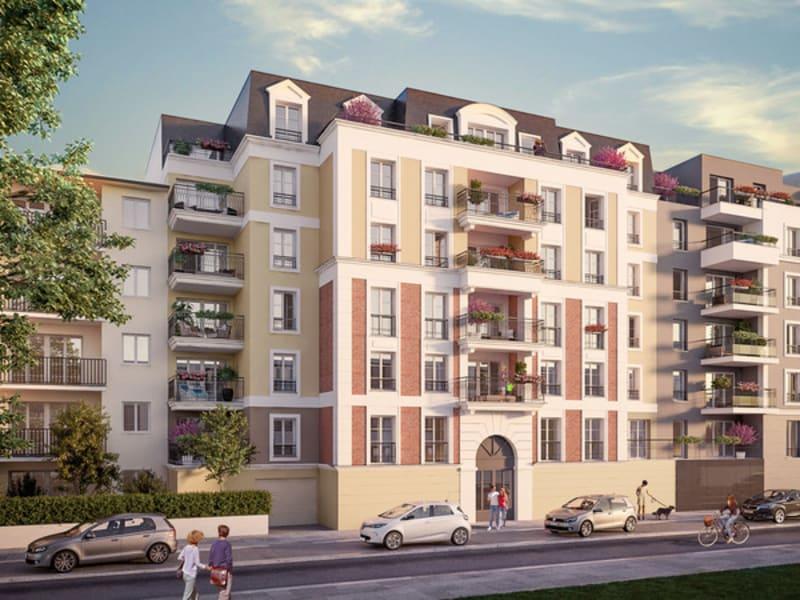 Rental apartment Juvisy sur orge 840€ CC - Picture 1